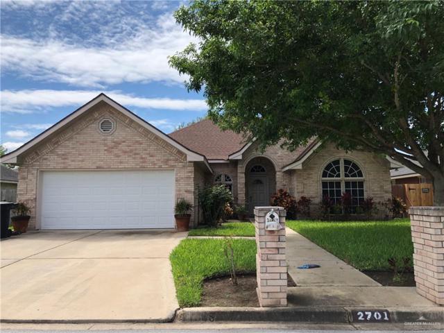 2701 W Pelican Avenue W, Mcallen, TX 78504 (MLS #311568) :: The Ryan & Brian Real Estate Team