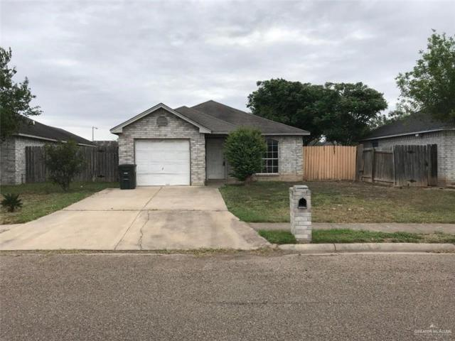2712 Camino Grande, Mission, TX 78572 (MLS #311653) :: The Ryan & Brian Real Estate Team