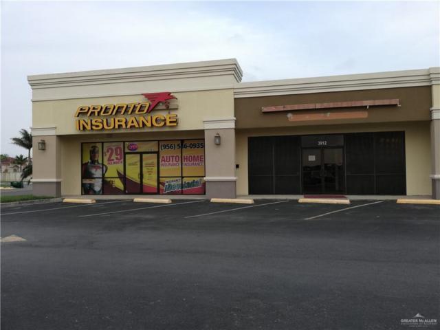 3914 N Jackson Road N, Pharr, TX 78577 (MLS #311867) :: The Ryan & Brian Real Estate Team