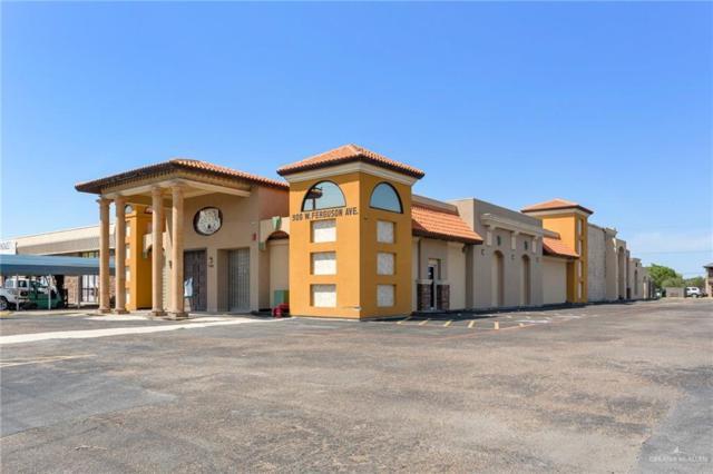 908 W Ferguson Avenue, Pharr, TX 78577 (MLS #311896) :: Jinks Realty