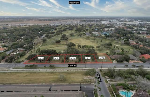 2520 S 2nd, Mcallen, TX 78503 (MLS #313176) :: The Ryan & Brian Real Estate Team