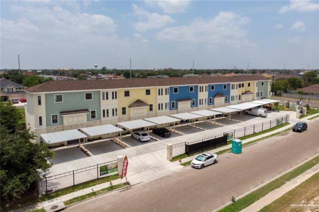 3302 Nora Drive J, Edinburg, TX 78539 (MLS #313748) :: The Ryan & Brian Real Estate Team
