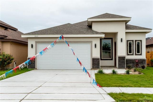 3517 Featherie Street, Edinburg, TX 78542 (MLS #313922) :: The Ryan & Brian Real Estate Team