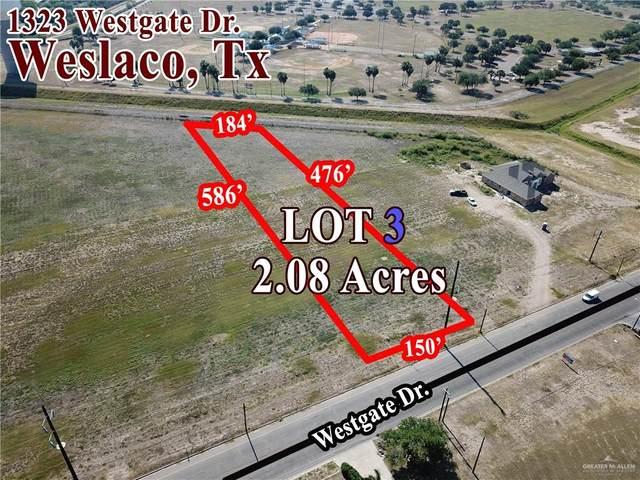 1333 S Westgate Drive S, Weslaco, TX 78596 (MLS #314979) :: The Lucas Sanchez Real Estate Team