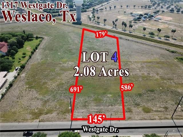 1317 S Westgate Drive S, Weslaco, TX 78596 (MLS #314981) :: The Lucas Sanchez Real Estate Team