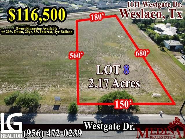 1111 S Westgate Drive S, Weslaco, TX 78596 (MLS #315005) :: The Lucas Sanchez Real Estate Team