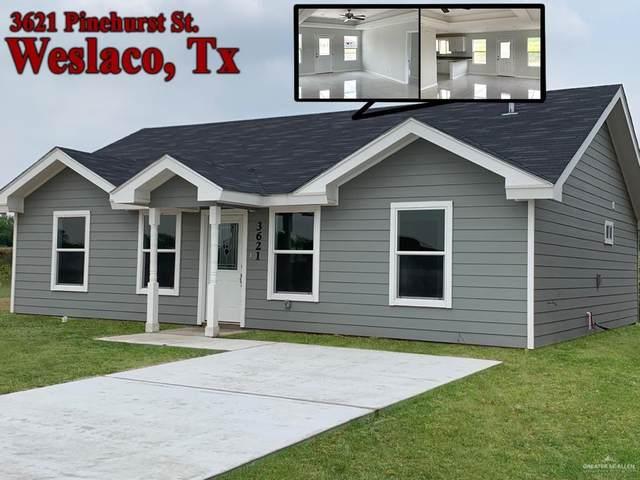 3621 Pinehurst Street, Weslaco, TX 78596 (MLS #315055) :: The Ryan & Brian Real Estate Team
