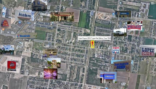 2019 E Trenton Road, Edinburg, TX 78542 (MLS #315159) :: The Ryan & Brian Real Estate Team