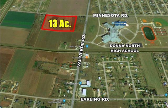 000 N Val Verde Road, Donna, TX 78537 (MLS #315498) :: HSRGV Group