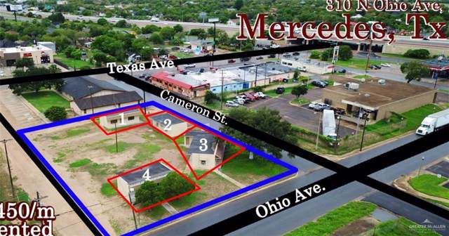 310 N Ohio Avenue, Mercedes, TX 78570 (MLS #315530) :: The Lucas Sanchez Real Estate Team