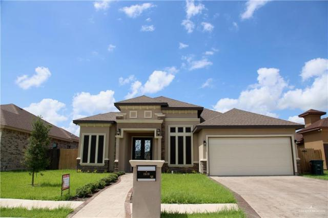 1513 Rebecca Street, Mission, TX 78574 (MLS #316746) :: The Ryan & Brian Real Estate Team
