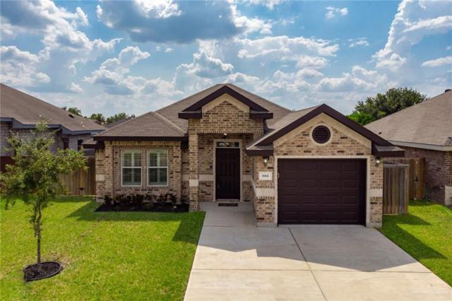 604 S Mina De Oro Street, Mission, TX 78572 (MLS #317045) :: Rebecca Vallejo Real Estate Group