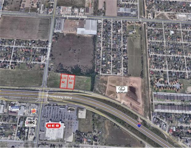 0 E Expressway 83, San Juan, TX 78589 (MLS #318005) :: The Ryan & Brian Real Estate Team