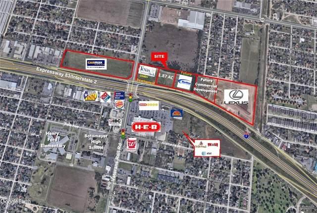 0 E Expressway 83, San Juan, TX 78589 (MLS #318107) :: Realty Executives Rio Grande Valley