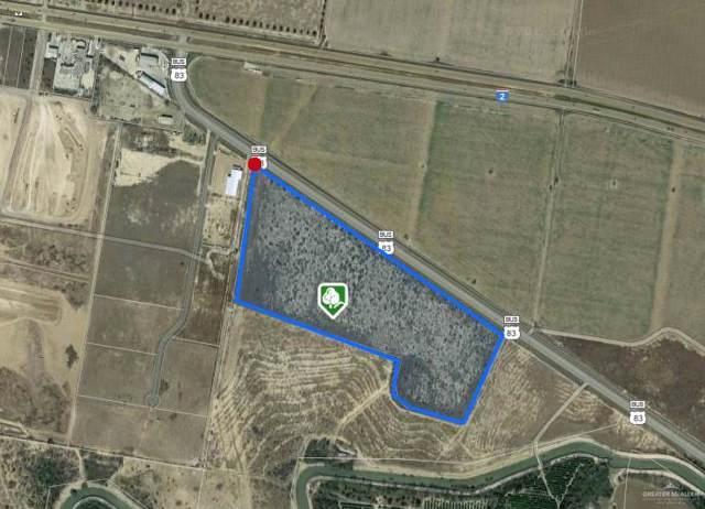 0 W Business 83, Penitas, TX 78576 (MLS #318539) :: The Lucas Sanchez Real Estate Team