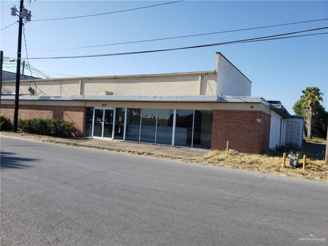 617 Beaumont Avenue, Mcallen, TX 78501 (MLS #318652) :: The Ryan & Brian Real Estate Team