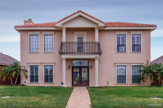 2000 Villa Real Drive, Pharr, TX 78577 (MLS #319100) :: The Ryan & Brian Real Estate Team