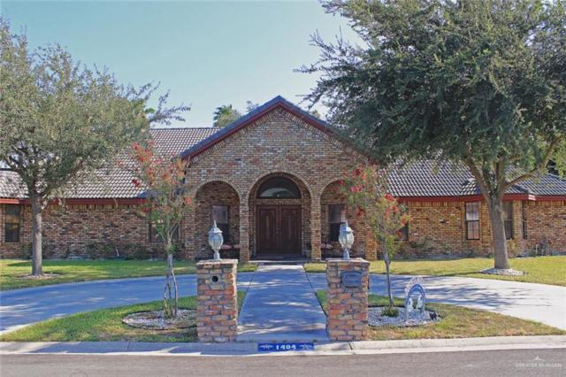 1404 Encantado Circle, Palmview, TX 78572 (MLS #319338) :: The Ryan & Brian Real Estate Team