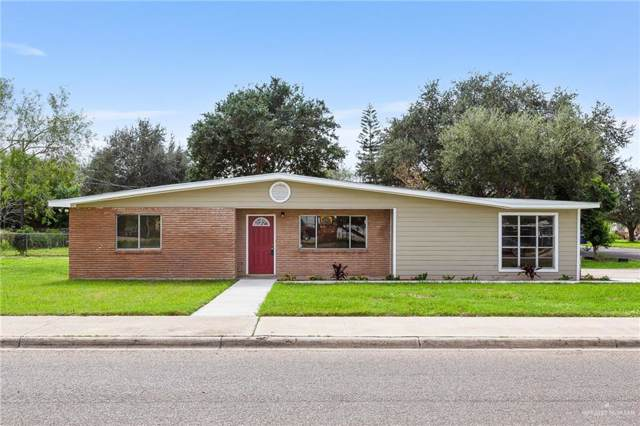 127 W 10th Street, Mercedes, TX 78570 (MLS #319378) :: The Lucas Sanchez Real Estate Team
