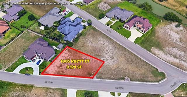 1005 Rhett Court, Pharr, TX 78577 (MLS #319615) :: The Ryan & Brian Real Estate Team