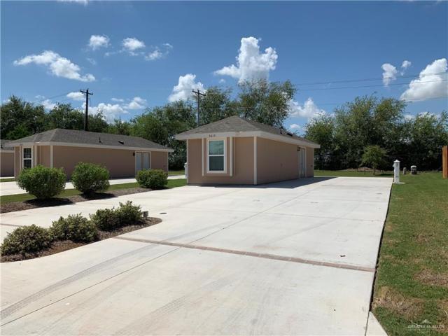 3615 Mallard Drive, Mission, TX 78572 (MLS #319817) :: The Ryan & Brian Real Estate Team