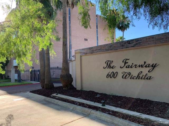 600 Wichita Avenue #201, Mcallen, TX 78503 (MLS #319887) :: The Lucas Sanchez Real Estate Team
