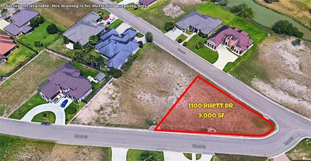1100 Rhett Drive, Pharr, TX 78577 (MLS #319888) :: The Ryan & Brian Real Estate Team