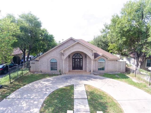 119 W Blue Jay Avenue, Pharr, TX 78577 (MLS #320740) :: The Ryan & Brian Real Estate Team