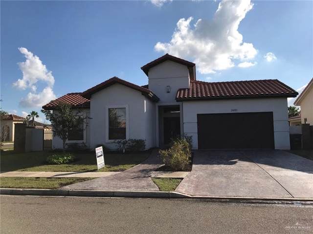 2600 San Clemente, Mission, TX 78572 (MLS #320763) :: The Ryan & Brian Real Estate Team