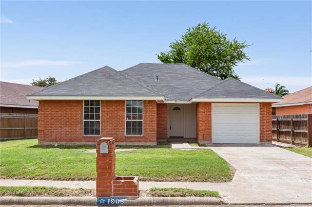 1905 W 20th Street, Mission, TX 78572 (MLS #320882) :: The Lucas Sanchez Real Estate Team