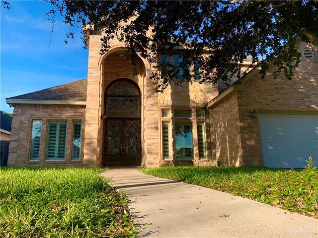 3608 Goldcrest Avenue, Mcallen, TX 78504 (MLS #320957) :: Jinks Realty