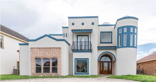 604 Tara Drive, Pharr, TX 78577 (MLS #321081) :: BIG Realty