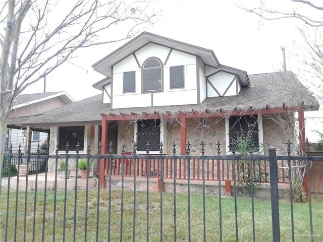 1124 N 24th Street, Mcallen, TX 78501 (MLS #321149) :: The Ryan & Brian Real Estate Team