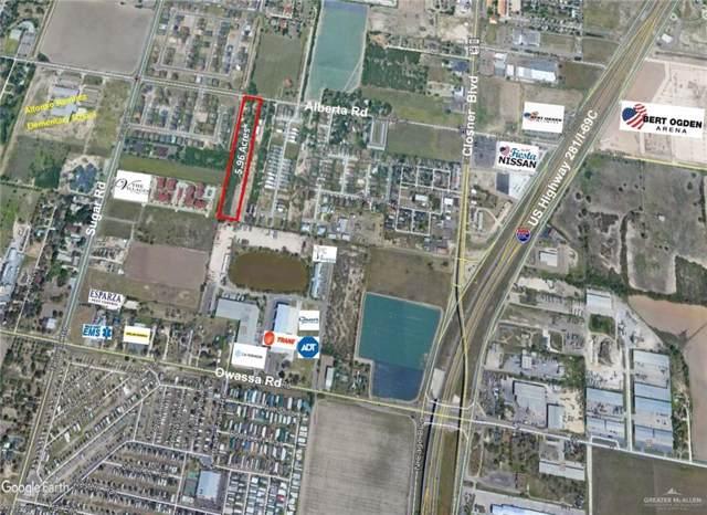 0 W Alberta Road, Edinburg, TX 78539 (MLS #321266) :: eReal Estate Depot