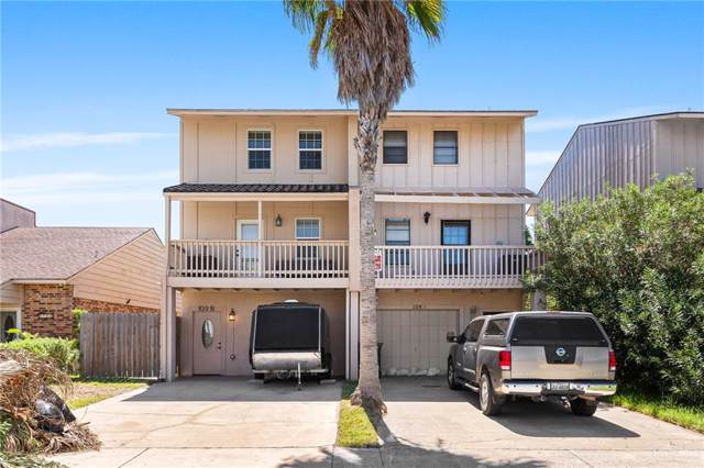 109 E Mesquite Street B, South Padre Island, TX 78597 (MLS #321313) :: Jinks Realty