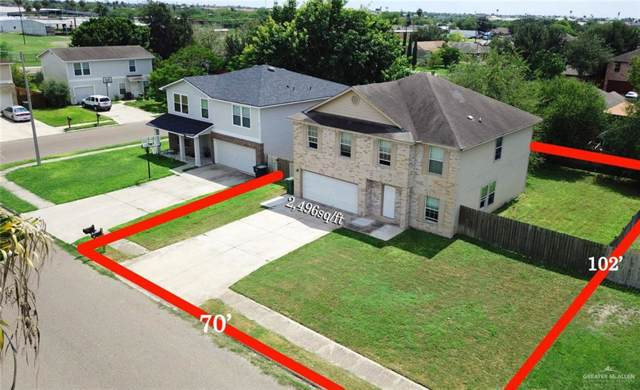1730 W Roosevelt Street, Weslaco, TX 78599 (MLS #321317) :: The Ryan & Brian Real Estate Team