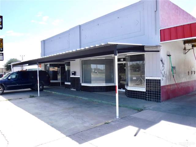 116 E Us Highway Business 83 Highway, San Juan, TX 78589 (MLS #322561) :: The Maggie Harris Team