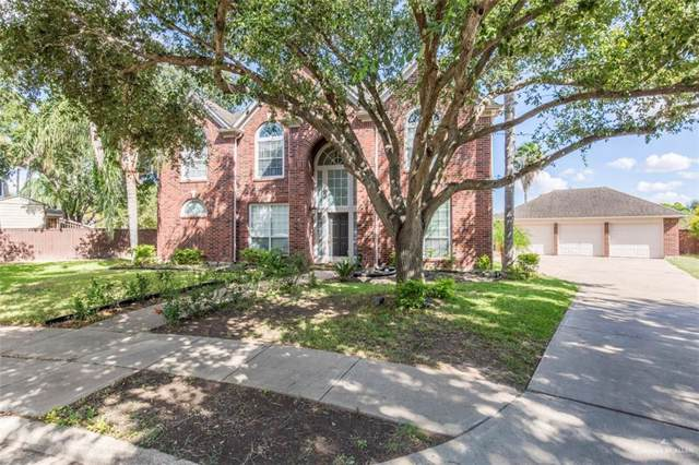 2803 Santa Lydia Street, Mission, TX 78572 (MLS #323332) :: The Ryan & Brian Real Estate Team