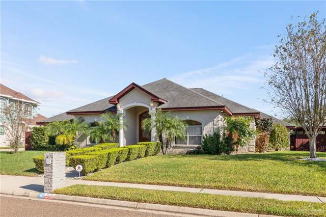 3018 River Rock Drive, Edinburg, TX 78539 (MLS #323497) :: Realty Executives Rio Grande Valley