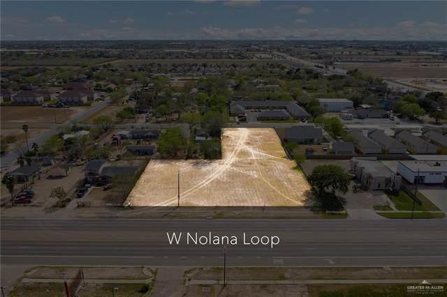 1301 W Nolana Loop, Pharr, TX 78577 (MLS #323546) :: The Ryan & Brian Real Estate Team