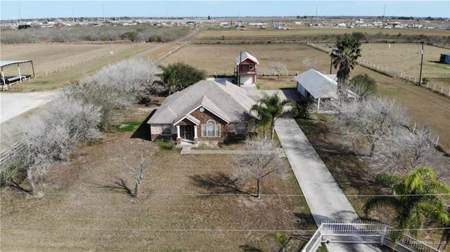 10450 Dillon Road, Donna, TX 78537 (MLS #323677) :: The Ryan & Brian Real Estate Team