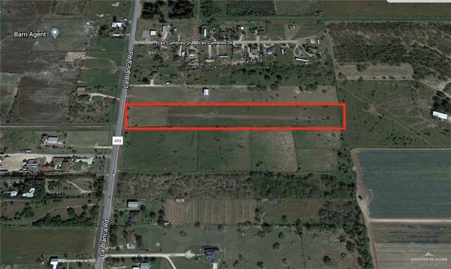 00 N Fm 493 Street, La Blanca, TX 78558 (MLS #323739) :: The Lucas Sanchez Real Estate Team