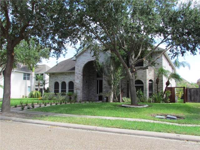 3103 Santa Olivia Street, Mission, TX 78572 (MLS #323816) :: Jinks Realty