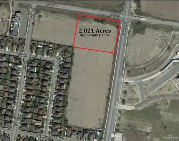 000 Dicker Road, Hidalgo, TX 78557 (MLS #324040) :: The Ryan & Brian Real Estate Team