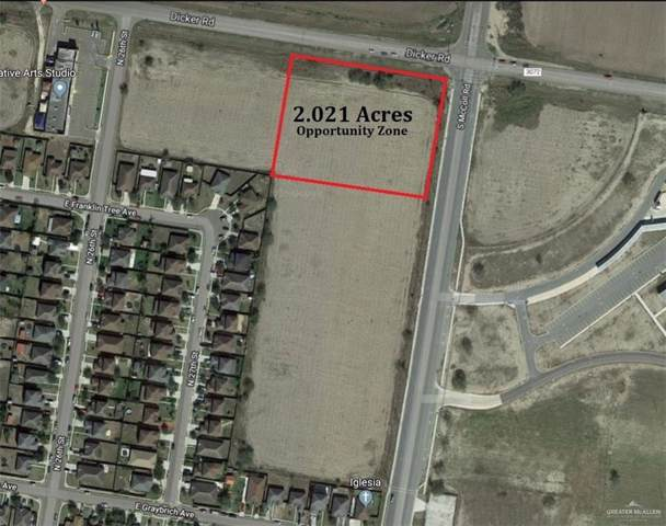 000 Dicker Road, Hidalgo, TX 78557 (MLS #324040) :: HSRGV Group