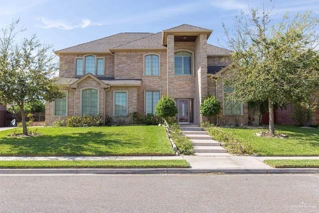3525 N Southern Breeze Street, Edinburg, TX 78541 (MLS #324152) :: The Lucas Sanchez Real Estate Team