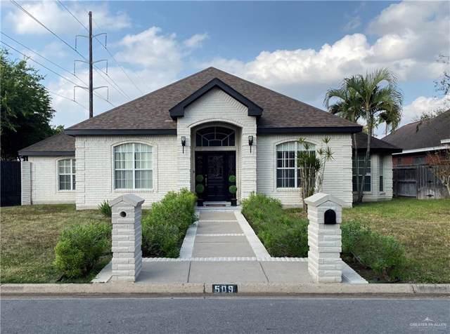 509 E Cardinal Avenue, Mcallen, TX 78504 (MLS #324272) :: The Ryan & Brian Real Estate Team