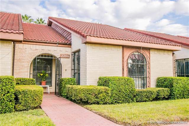 2206 N Mayberry Boulevard, Mission, TX 78572 (MLS #324377) :: The Ryan & Brian Real Estate Team