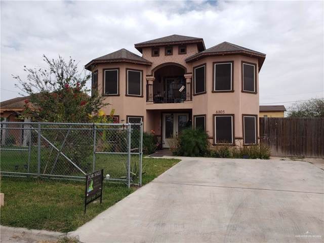 6805 S Blanca Lane, Pharr, TX 78577 (MLS #324564) :: The Ryan & Brian Real Estate Team