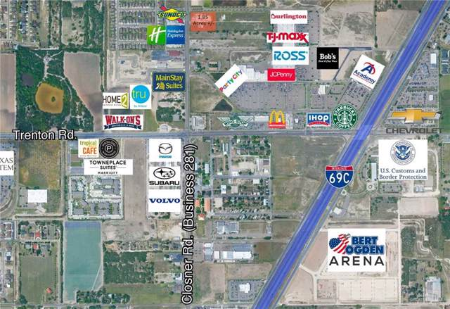 3616 Western S Closner Boulevard, Edinburg, TX 78539 (MLS #324924) :: The Maggie Harris Team